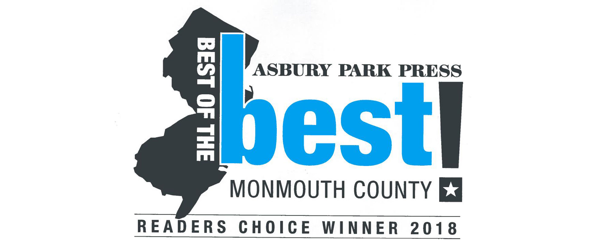 Pool World awarded Best of the Best in Monmouth County